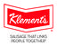 Klement Sausage Co. Logo