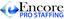 Encore Pro Staffing Logo