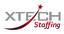 XTech Staffing Logo