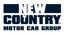 New Country Motor Car Group, Inc. Logo