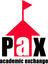 PAX - Program of Academic Exchange Logo