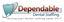 Dependable Dental Staffing Logo
