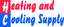 Heating and Cooling Supply LLC Logo