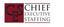 Chief Executive Staffing Logo