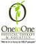 OneToOne Physical Therapy and Aquatics Logo