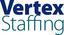 Vertex Staffing Logo