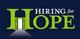 Hiring for Hope Inc.